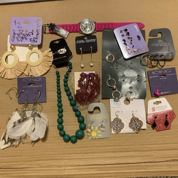 Claire's Jewelry - Jewelry Lot